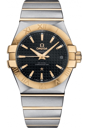 OMEGA Constellation Chronometer 123.20.35.20.01.002,35mm