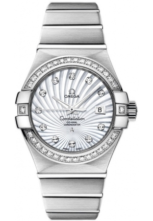 OMEGA Constellation Chronometer 123.55.31.20.55.003, 31mm