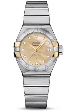 OMEGA Constellation Omega Co-Axial 123.20.27.20.57.003, 27 mm