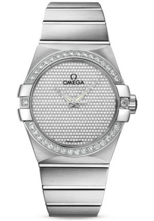OMEGA Constellation Omega Co-Axial 123.55.38.20.99.001, 38 mm