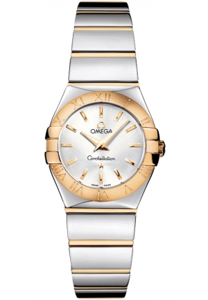 OMEGA Constellation Quartz 123.20.24.60.02.004, 24 mm
