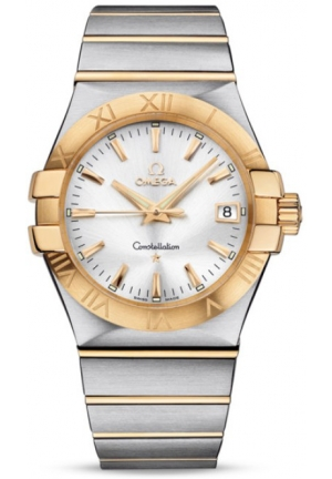 OMEGA Constellation Quartz 123.20.35.60.02.002, 35 mm