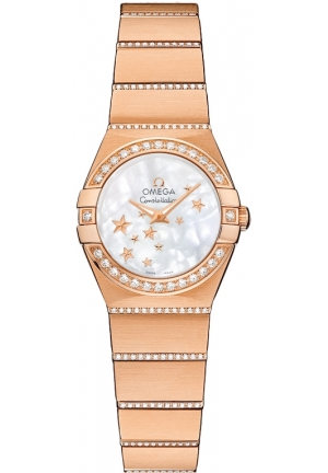 OMEGA Constellation Star 123.55.24.60.05.004, 24mm