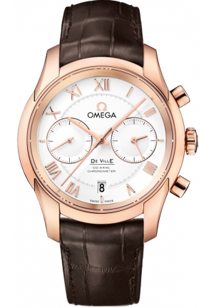 OMEGA De Ville Co-Axial Chronograph 431.53.42.51.02.001, 42mm