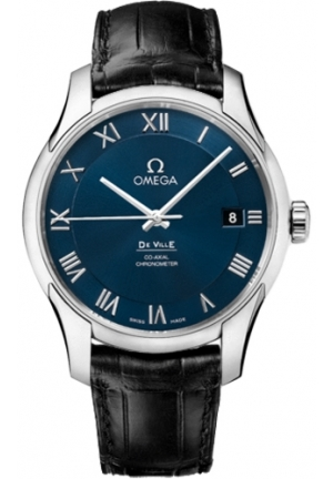 OMEGA De Ville Co-Axial Chronometer 431.13.41.21.03.001, 41mm