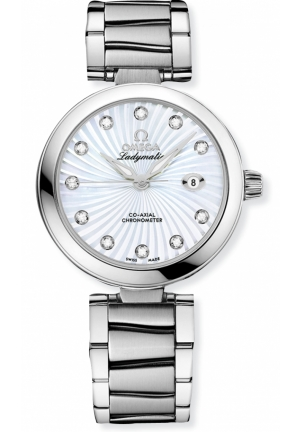 OMEGA De Ville Ladymatic 425.30.34.20.55.001, 34mm