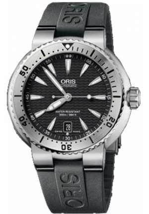 ORIS Oris Divers Date Automatic Mens Watch 44mm 733 7533 41 54RS