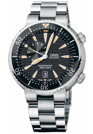 ORIS Oris TT1 Divers Small Second, Date 47mm