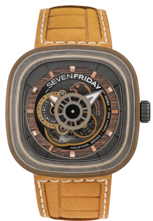 Sevenfriday P2b/04 Falcon Edition - Wall Of Flame