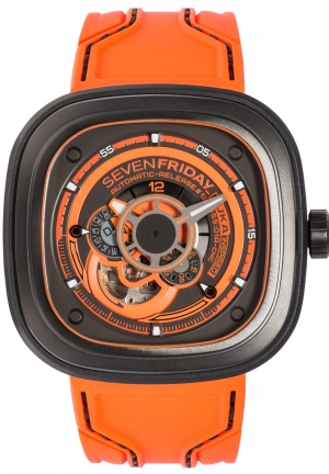 Sevenfriday Kuka P3/07 - Wall Of Flame Like New