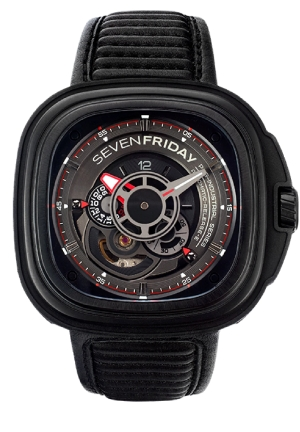SEVENFRIDAY WATCH P3B/01 RACER