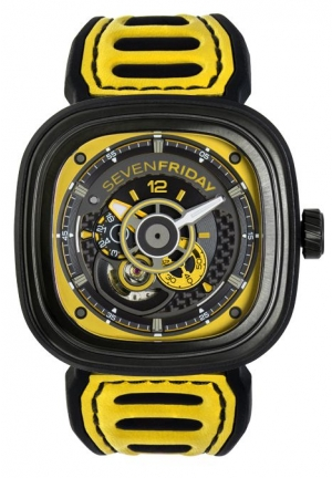 SevenFriday P3B/03 Racing Team Yellow Engine