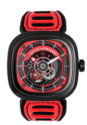 SevenFriday P3B/06 Racing Team Red Engine