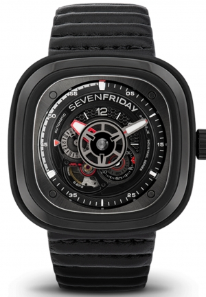 SEVENFRIDAY WATCH P3C/02L RACER III