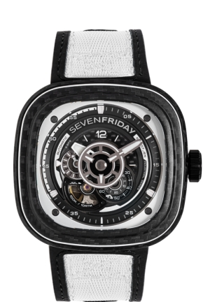 SEVENFRIDAY - P3C/07 White Carbon