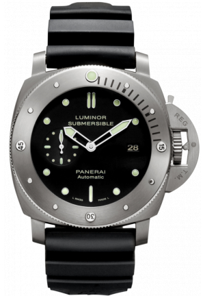 Panerai Luminor Submersible 1950 in Titanium PAM 305 S