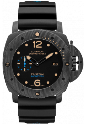 Panerai Luminor Submersible Carbotech PAM 616 R