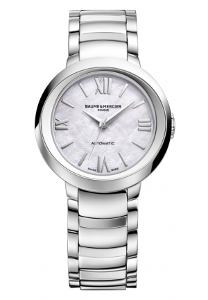 BAUME & MERCIER Damenuhr Promesse Steel Ladies' watch 30mm