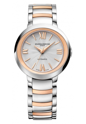 BAUME & MERCIER Automatic Gold/Steel Ladies' watch 30mm