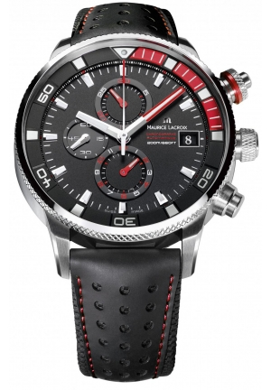 MAURICE LACROIX Pontos S Supercharged Automatic Dial Men's Watch 48mm