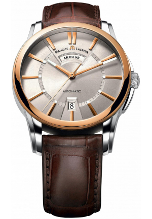 MAURICE LACROIX PONTOS DAY & DATE 40MM