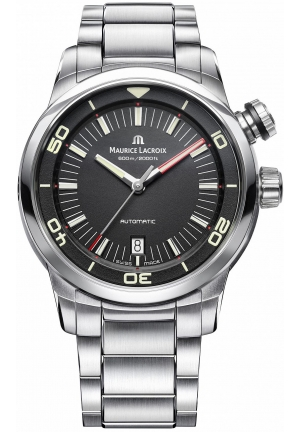 MAURICE LACROIX Pontos S Diver Mens Watch 43mm