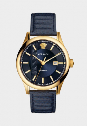 BLACK AIAKOS AUTOMATIC WATCH