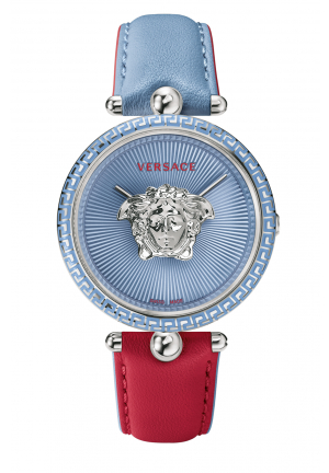 RED-BLUE PALAZZO EMPIRE WATCH 39MM