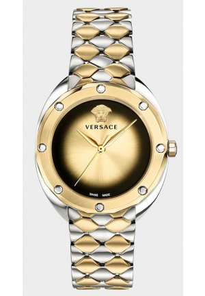 VERSACE GOLDEN SHADOV WATCH