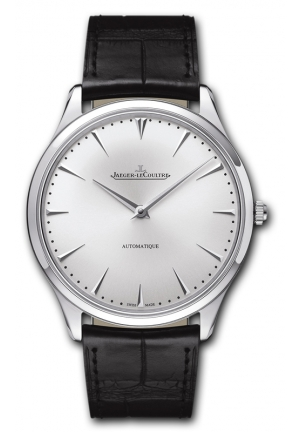 JAEGER LECOULTRE Master Ultra Thin Automatic Stainless Steel Mens Watch 41mm