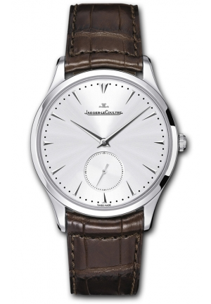 JAEGER LECOULTRE Master Grande Ultra Thin Mens Manual Wind Mechanical Watch 40mm