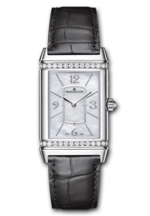 JAEGER LECOULTRE Grande Reverso Lady Ultra Thin Duetto Duo 40x24mm