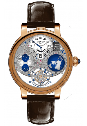 RÉCITAL 18 THE SHOOTING STAR® R180001, 46MM