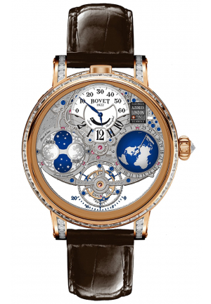 RÉCITAL 18 THE SHOOTING STAR® R180004-C1234, 46MM