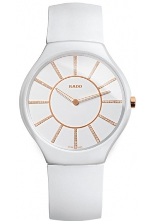 RADO True Thinline Women's Quartz Watch R27957709 39mm