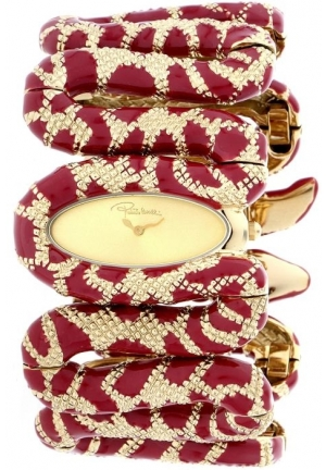 Roberto Cavalli RC CLEOPATRA Women's Stainless Steel Case Watch