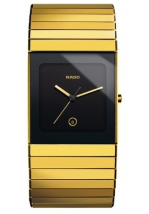 RADO Ceramica Men's Quartz Watch R21892402 35 x 36 mm