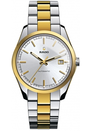 RADO Hyperchrome Automatic Two-tone Ceramos and Steel Mens Watch SKU R32979102 40mm