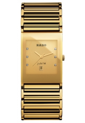 RADO Integral Jubile Men's Quartz Watch R20863732 27.1 x 34.2 mm