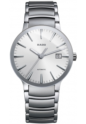 RADO Men's Swiss Automatic Stainless Steel Bracelet R30939103 38mm