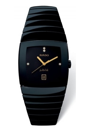 RADO Sinatra Jubile Ceramic Mens Watch R13723712 34.8 x 44.6 mm