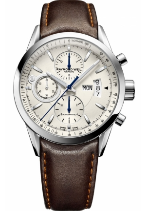 RAYMOND WEIL Freelancer Mens Watch 42mm