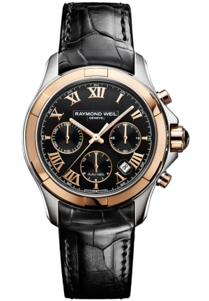 RAYMOND WEIL Parsifal Chronograph Mens Watchl 41mm