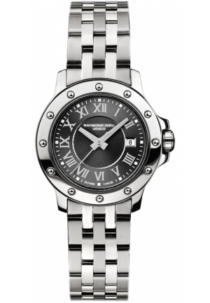 "RAYMOND WEIL ""Tango"" Stainless Steel Watch 28mm"