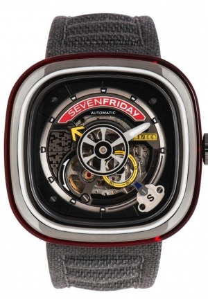 SEVENFRIDAY DFS Gate 07 Limited 250 pieces S1/03