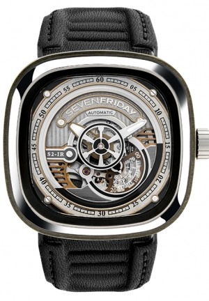 SevenFriday S2/01 Watch Watch Release