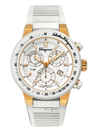 Salvatore Ferragamo Men Watch 44mm