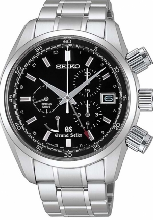 Grand Seiko automatic chronograph