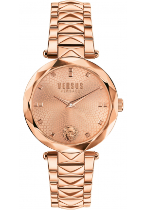 V_COVENT GARDEN Rose Gold Watch 34mm