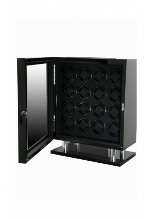 Signature Series Sixteen (16) Carbon Fiber Watch Winder